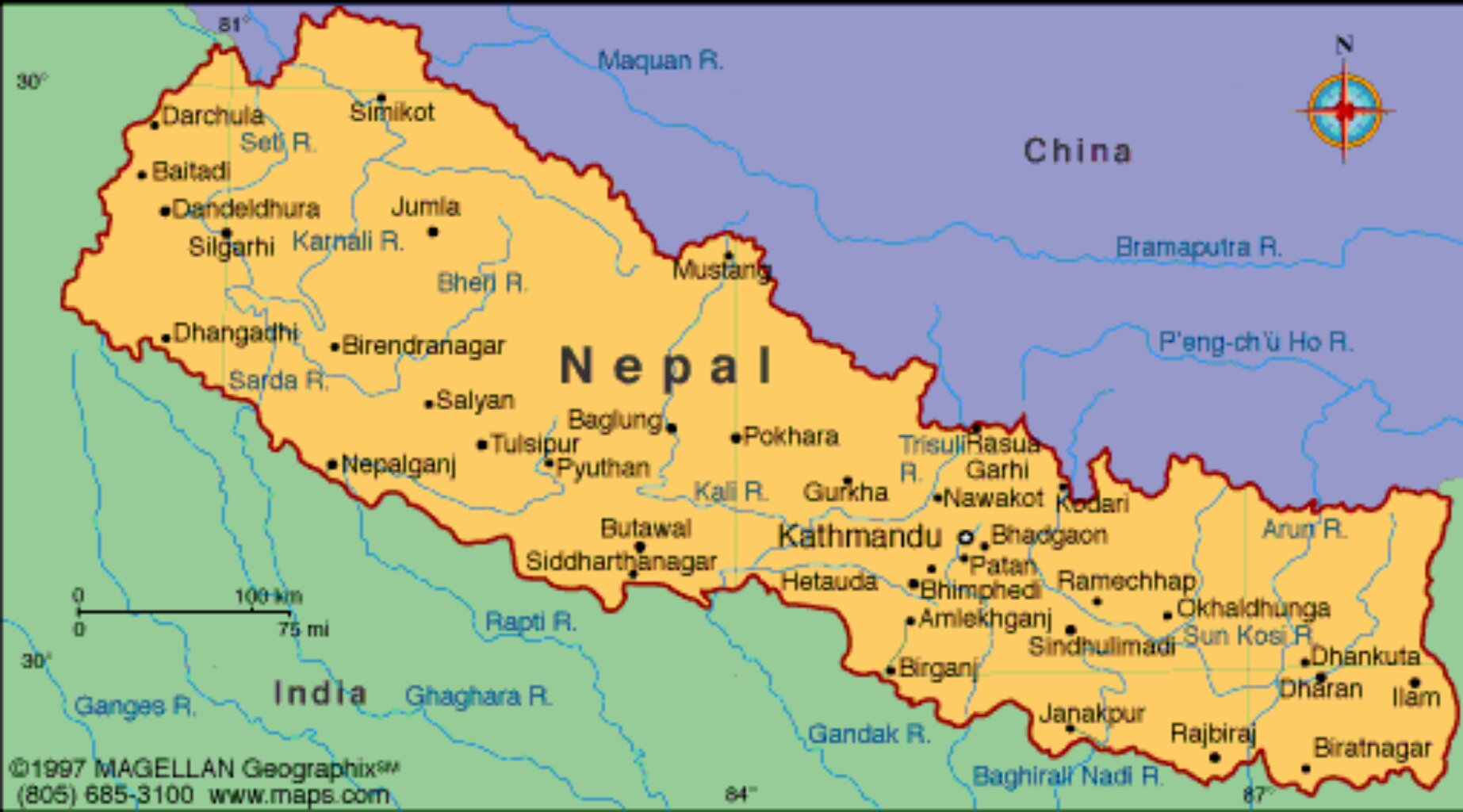 Acclimatizing To Nepal In Kathmandu Year Family World - What country is nepal in